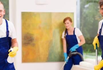 Bayraklı Ev Temizlik Şirketi