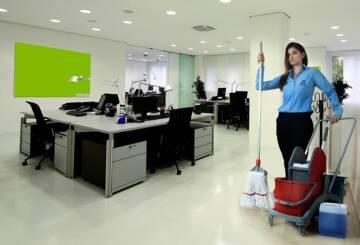 Alsancak Ofis Temizliği Şirketi
