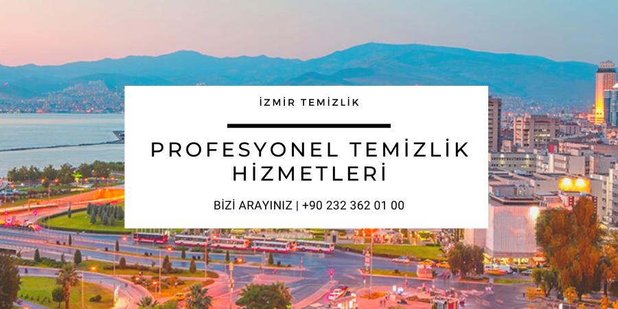 İzmir Temizlik Hizmetleri